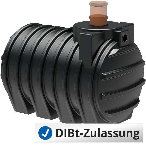 AQa.Line Abwassersammelgrube 3000 L (mit DIBt-Zulassung) – grundwasserstabil