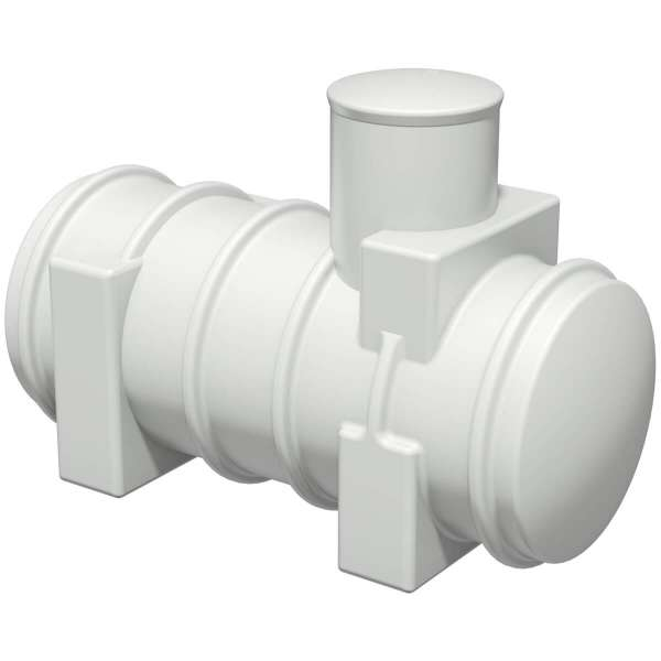 AQa.Line Trinkwasser-Erdtank 1000L inkl. Abdeckung