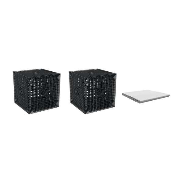 AQa.Line Sickerbox Erweiterungs-Set - 410 L bis 1230 L