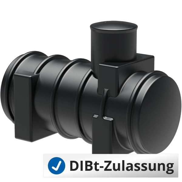 AQa.Line Abwassersammelgrube 1000 L (mit DIBt-Zulassung) – grundwasserstabil